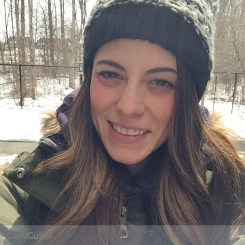 Canadian Nanny Provider Nicole Dagenais's Profile Picture