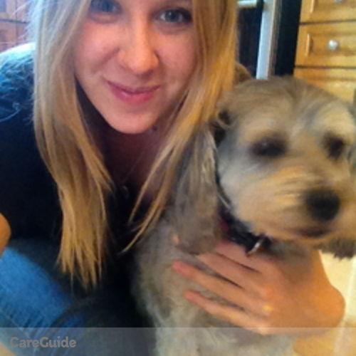 Canadian Nanny Provider Mikaela V's Profile Picture