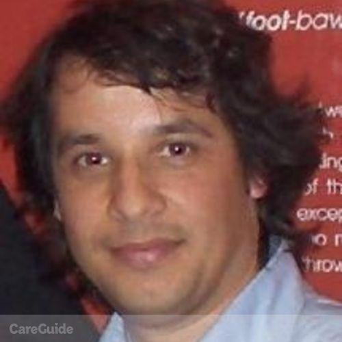 Canadian Nanny Provider Horacio Fernandes's Profile Picture