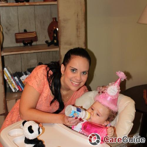 Child Care Provider Mariana Viana's Profile Picture
