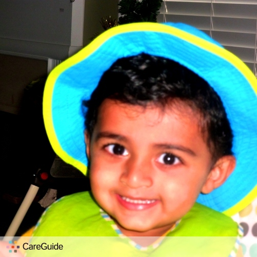 Child Care Provider Mili Sinha's Profile Picture