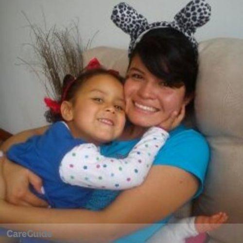 Canadian Nanny Provider Sandra Cardenas's Profile Picture