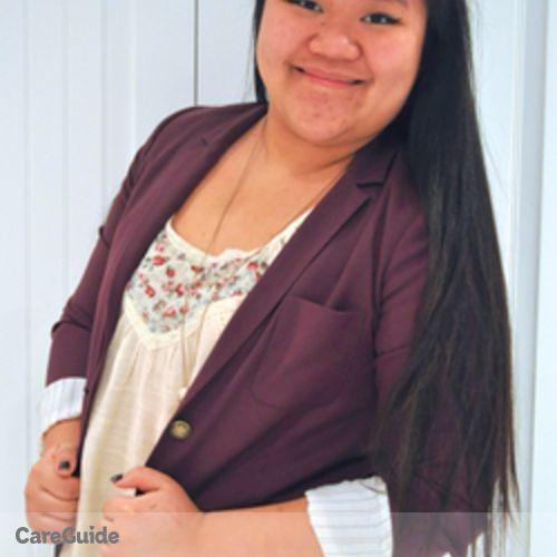 Canadian Nanny Provider Chloe F's Profile Picture
