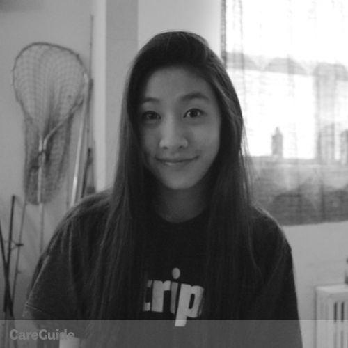 Pet Care Provider Frannie Shen's Profile Picture