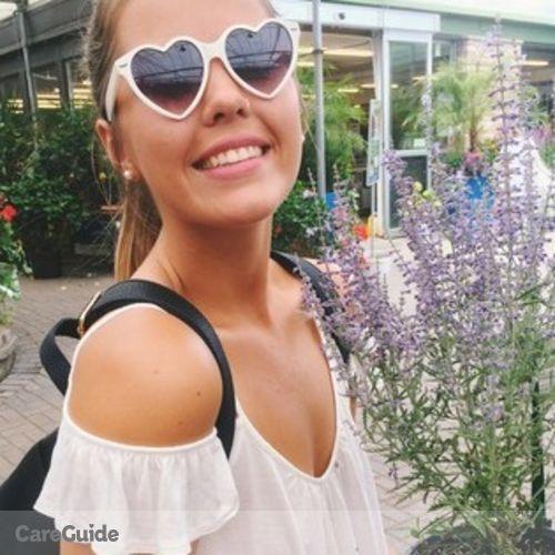 Canadian Nanny Provider Isabella Fisker's Profile Picture