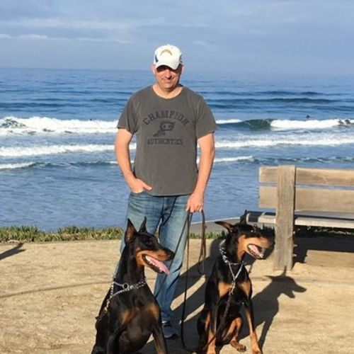 Pet Care Provider Jeff R's Profile Picture
