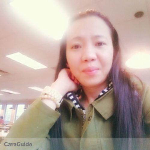 Canadian Nanny Provider Lorena Villaralvo's Profile Picture