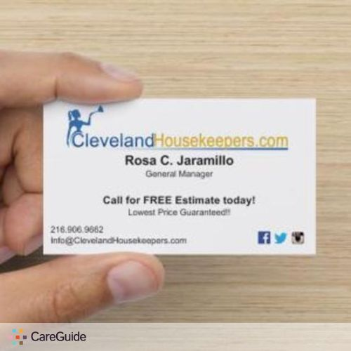 Housekeeper Provider Jose M's Profile Picture