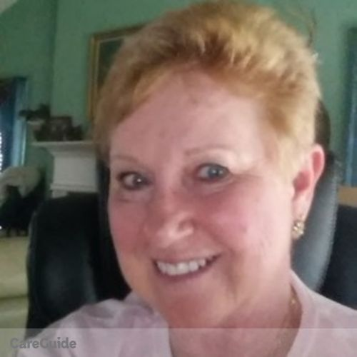 House Sitter Provider Jeanie Lafferty's Profile Picture