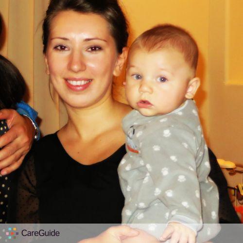 Child Care Provider Zhenya L's Profile Picture