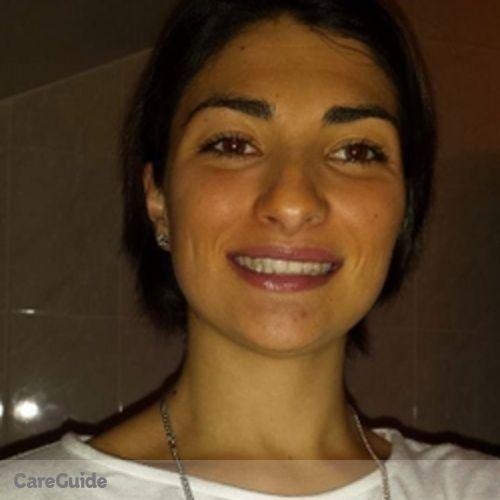 Canadian Nanny Provider Daniela Fresco's Profile Picture