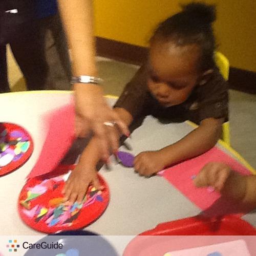 Child Care Provider Anastasia Maniece's Profile Picture