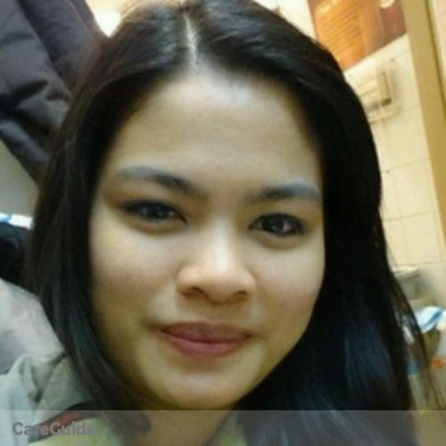 Canadian Nanny Provider Anna Msy Paredes's Profile Picture