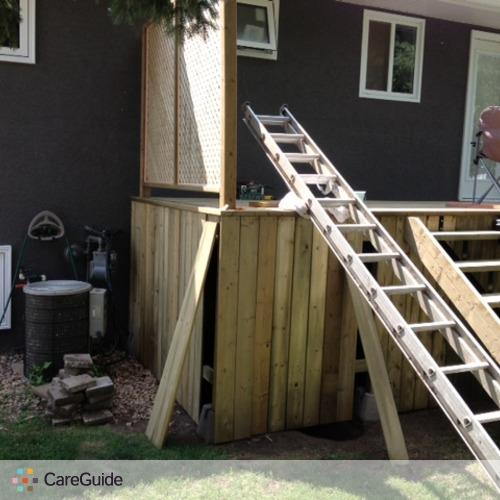 Handyman Provider Jay Horsley's Profile Picture
