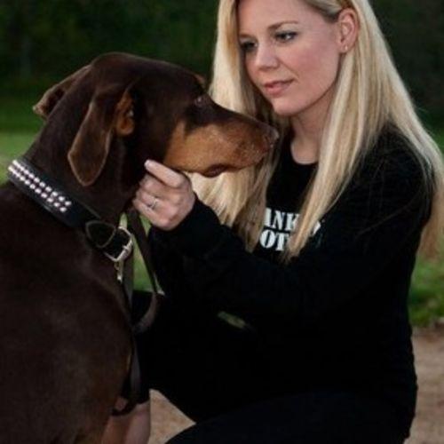 Burlington Dog Trainer & Behaviourist offering inhome Training, Walking & Pet Care