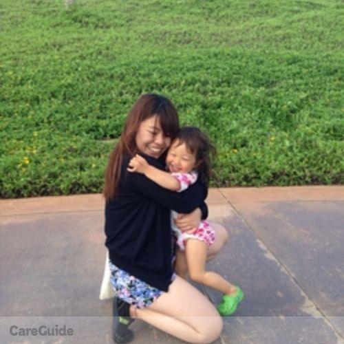 Canadian Nanny Provider Mika Arai's Profile Picture