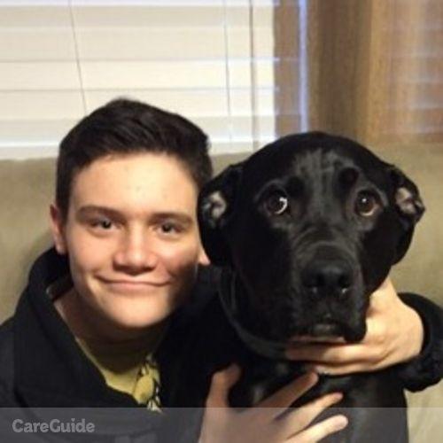 Pet Care Provider Austin Charlton's Profile Picture