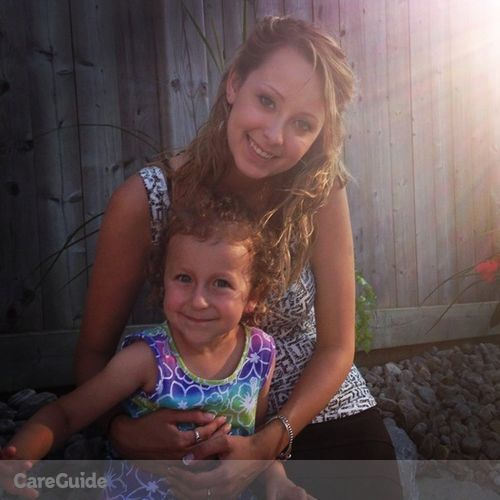 Canadian Nanny Provider Caylin Butler's Profile Picture
