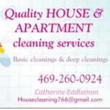 24/7 Professional House Cleaning!