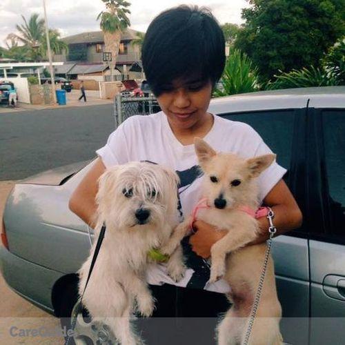 Pet Care Provider Katrina Guillermo's Profile Picture
