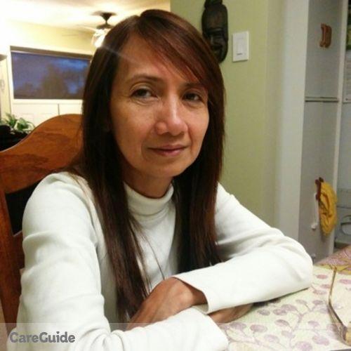 Canadian Nanny Provider Gloria Mauleon's Profile Picture