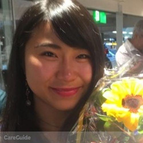 Canadian Nanny Provider Shoko Y's Profile Picture
