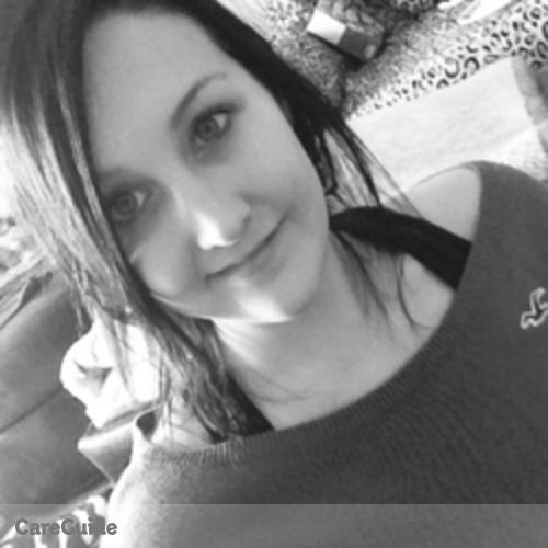 Canadian Nanny Provider Jenna Tyler's Profile Picture