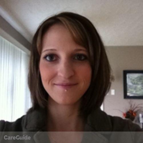 Canadian Nanny Provider Catherine M's Profile Picture