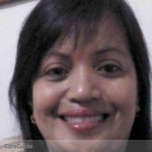 Canadian Nanny Provider Maria Teresa Villojan's Profile Picture