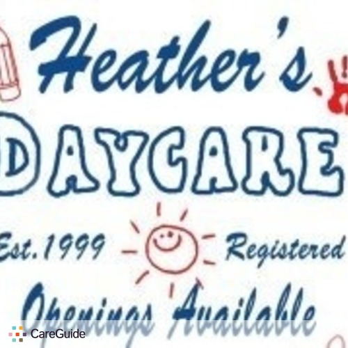 Child Care Provider Heather Walker's Profile Picture