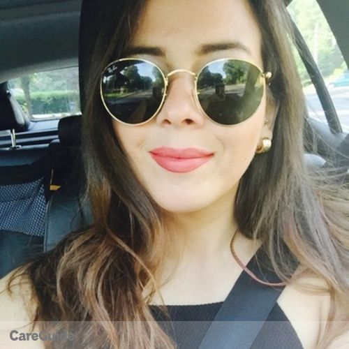 Pet Care Provider Gabriela Gonzalez's Profile Picture
