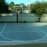 Basketball Court Marking Sale! Line Painting Court Striping Sale!