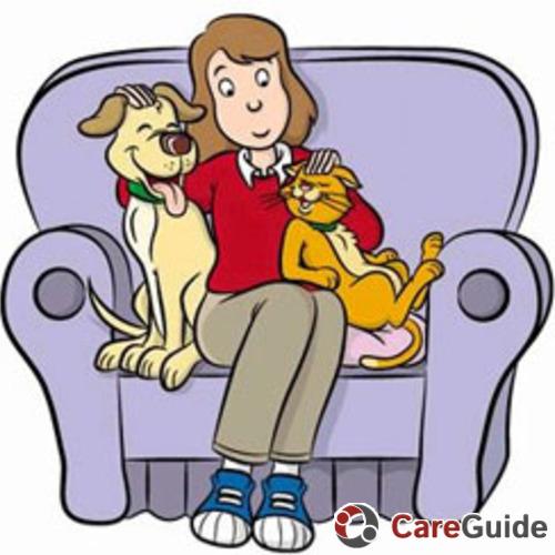 Pet Care Provider Lindsay Mayer's Profile Picture