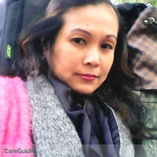 Canadian Nanny Provider Laarni Yadao's Profile Picture