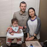 Family in Burlington