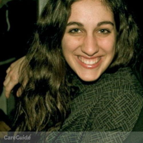 Canadian Nanny Provider Marina Pantalone's Profile Picture