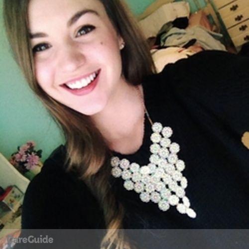 Canadian Nanny Provider Taylor DiSera's Profile Picture