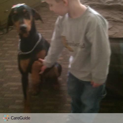 Pet Care Provider shawn w's Profile Picture