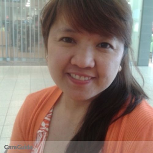 Canadian Nanny Provider Jasmin Elemento's Profile Picture