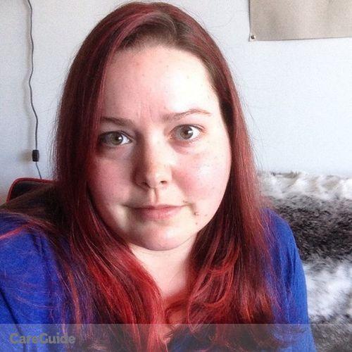 Canadian Nanny Provider Elizabeth Hawksworth's Profile Picture