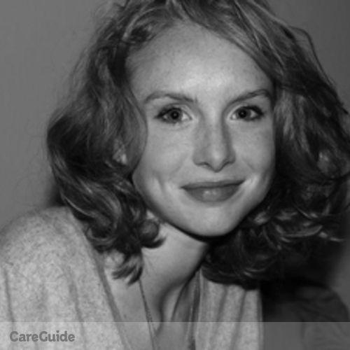 Canadian Nanny Provider Eva Franc's Profile Picture