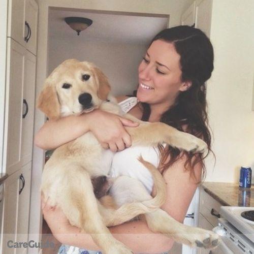 Pet Care Provider Emily Jensen's Profile Picture