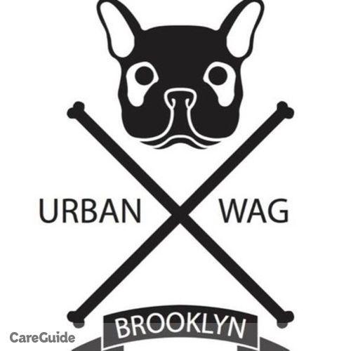 Pet Care Provider Urban Wag B's Profile Picture