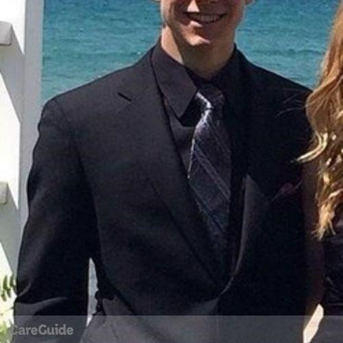 Canadian Nanny Provider Zachary T's Profile Picture