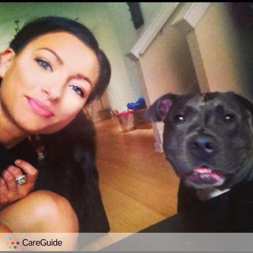 Pet Care Provider Grace P's Profile Picture