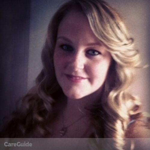 Canadian Nanny Provider Brittany L's Profile Picture