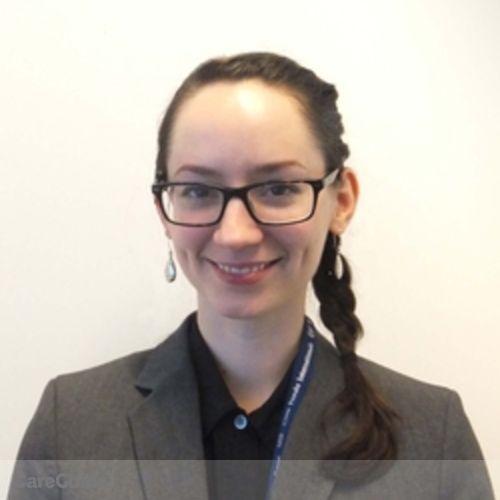 Canadian Nanny Provider Fiona 's Profile Picture
