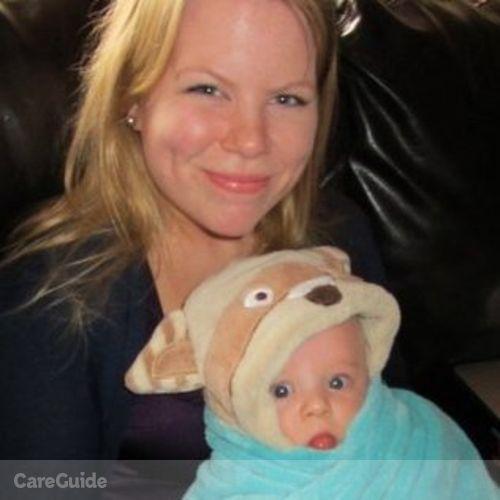 Canadian Nanny Provider Nicole Hill's Profile Picture