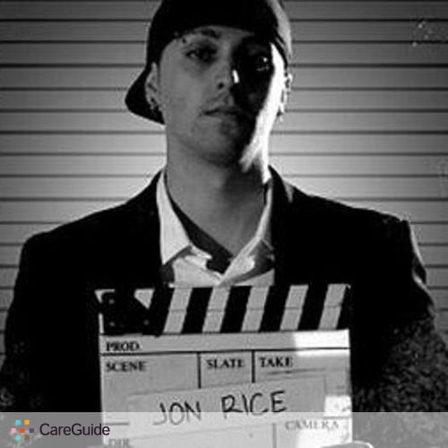 Videographer Provider Jonathan Rice's Profile Picture