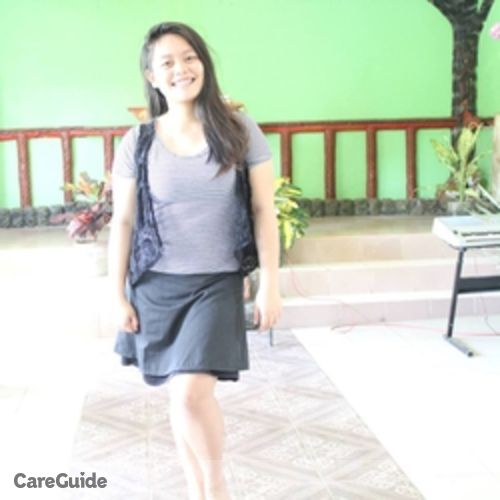Canadian Nanny Provider Sheren Beem D's Profile Picture